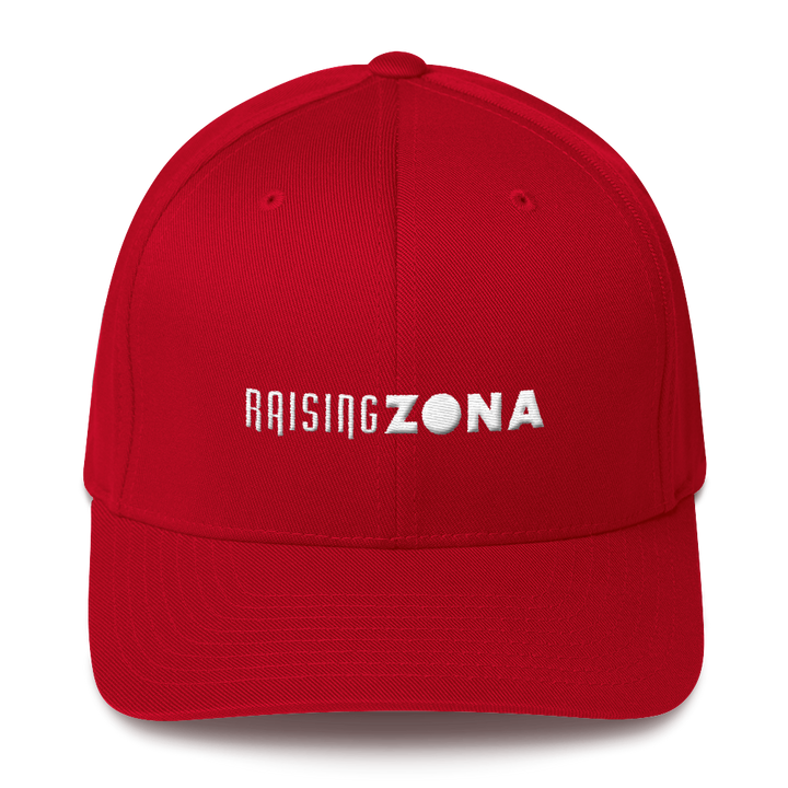 Raising Zona Structured Twill Cap