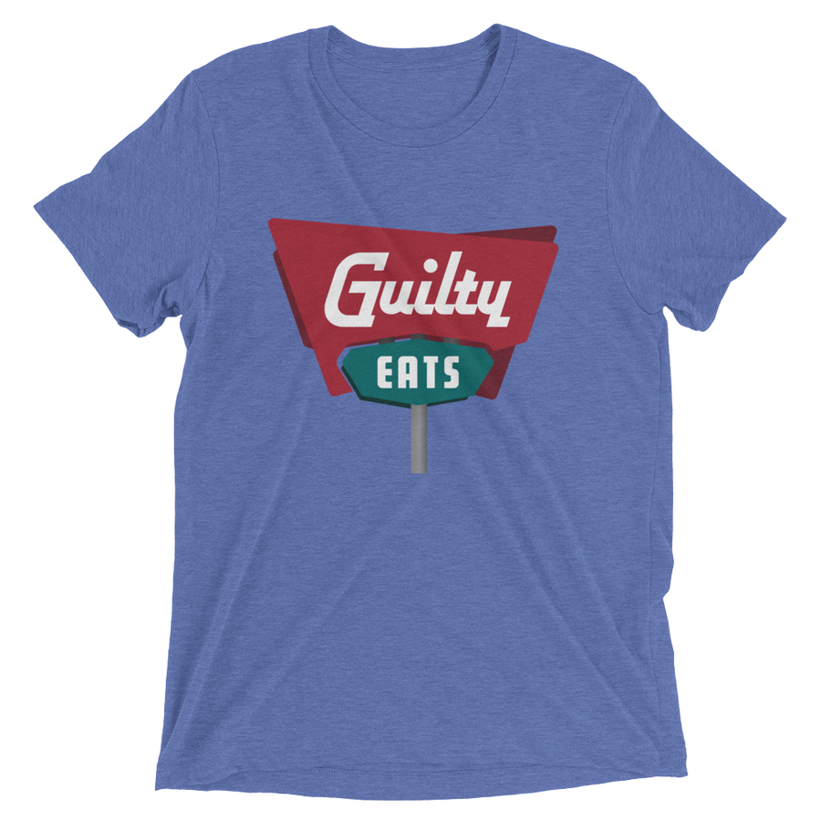 Guilty Eats Short Sleeve T-Shirt