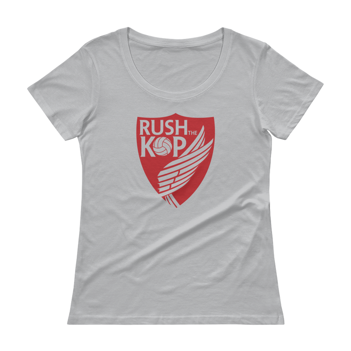 Women's Rush The Kop Scoopneck T-Shirt