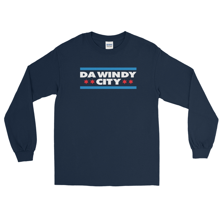Da Windy City Long Sleeve T-Shirt