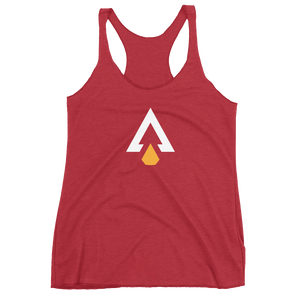 Women's Arrow Head Addict Racerback Tank