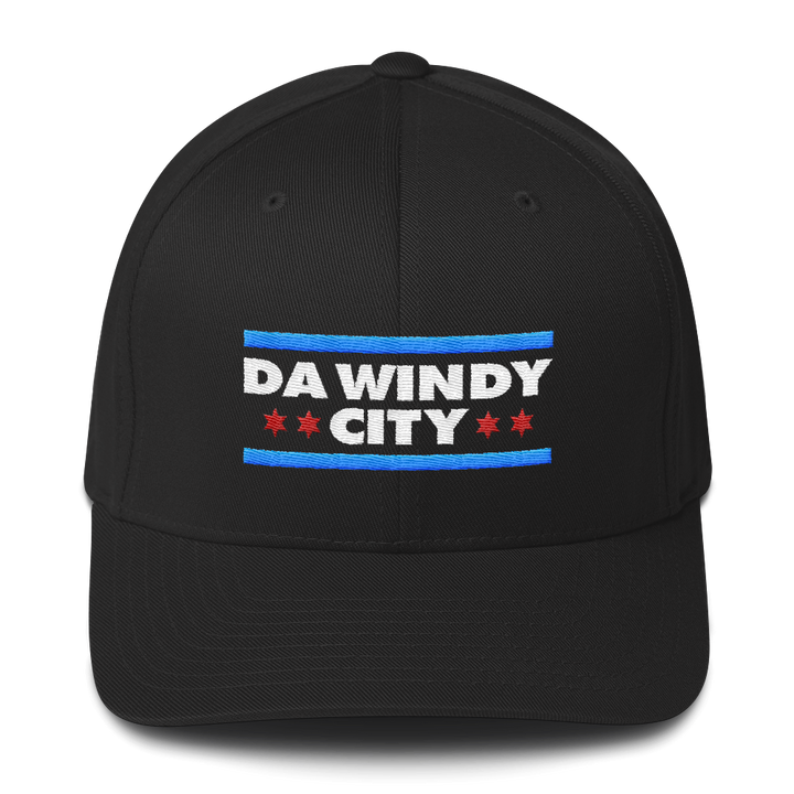 Da Windy City Structured Twill Cap