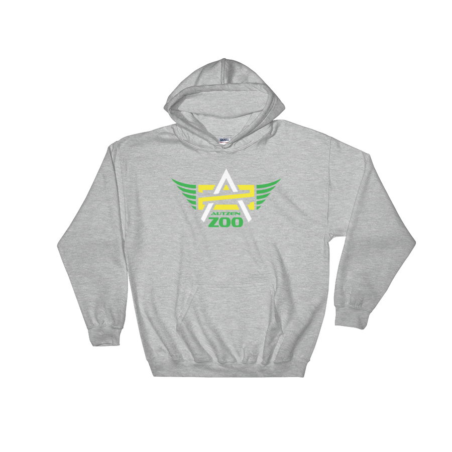Autzen Zoo Hooded Sweatshirt