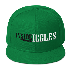 Inside The Iggles Snapback Hat