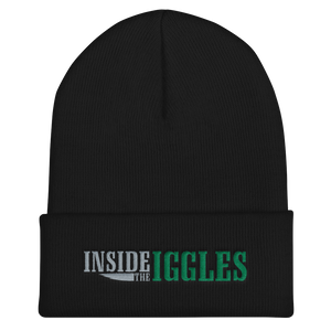 Inside The Iggles Cuffed Beanie