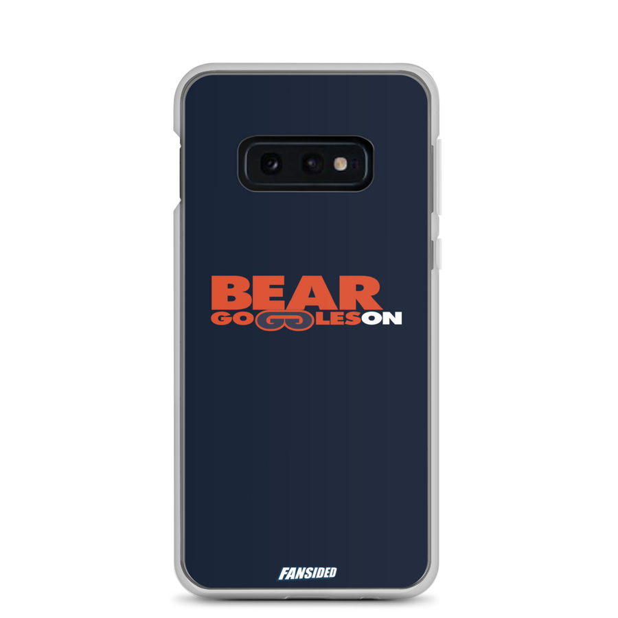 Bear Goggles On Samsung Case