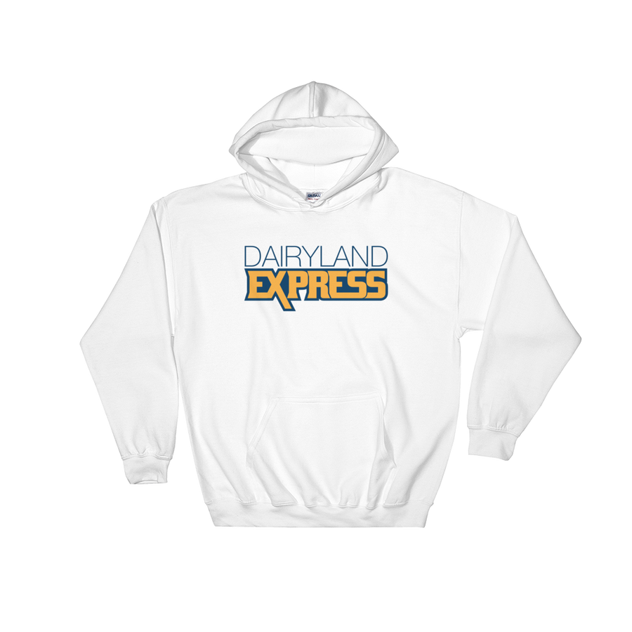 Dairyland Express Hooded Sweatshirt