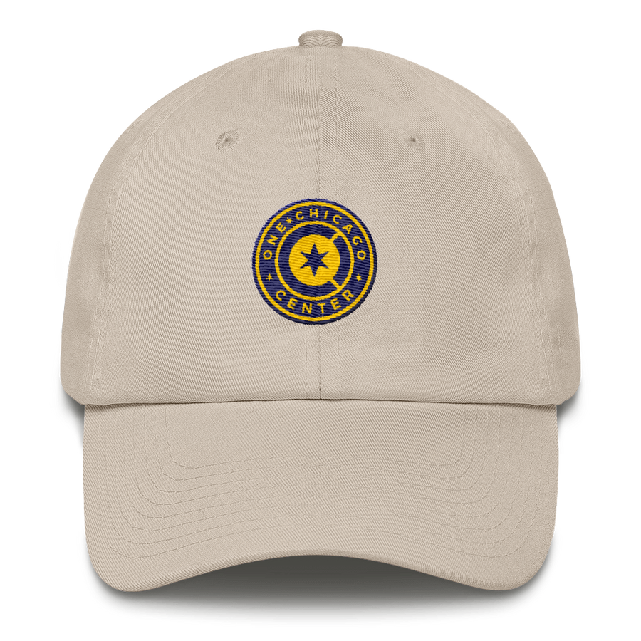 One Chicago Center Cotton Cap