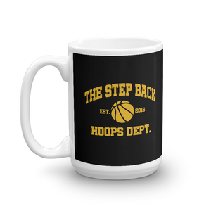 The Step Back Coffee Mug