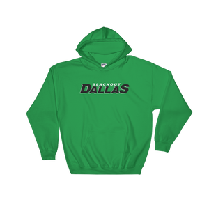 Blackout Dallas Hooded Sweatshirt
