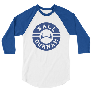 Ball Durham 3/4 sleeve raglan shirt