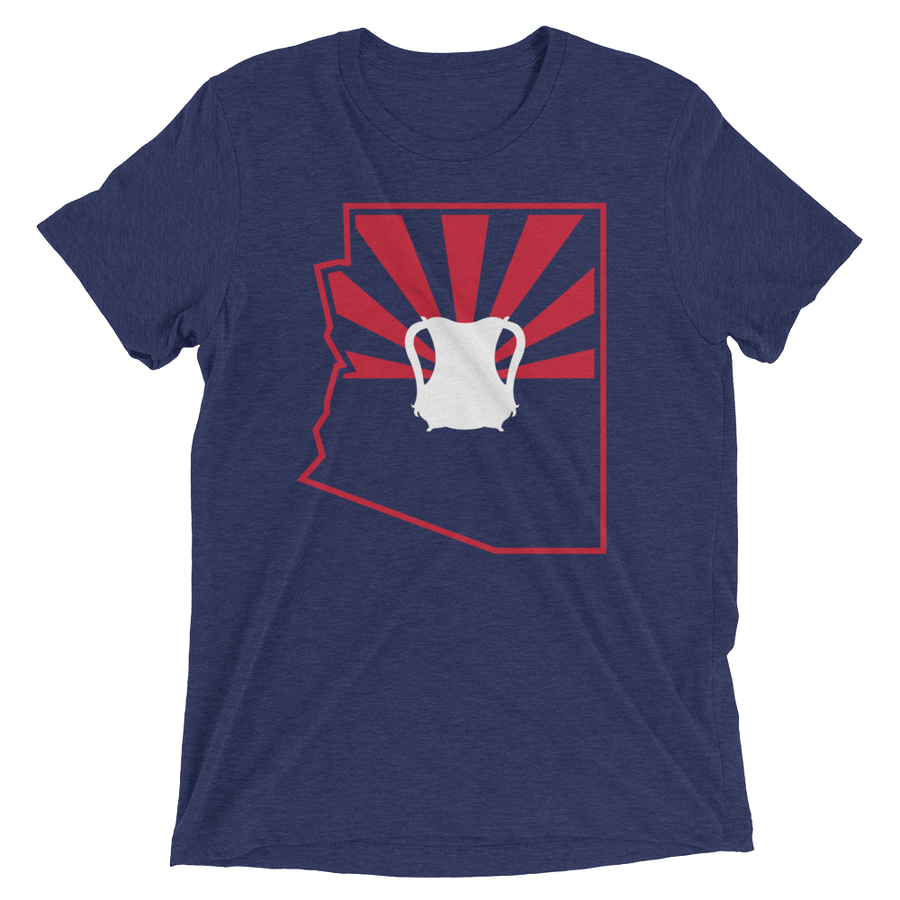 Arizona College Rivalry Short Sleeve T-Shirt