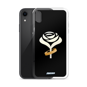 Accept This Rose iPhone Case
