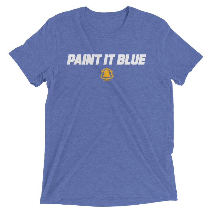 Paint It Blue Rivalry T-Shirt