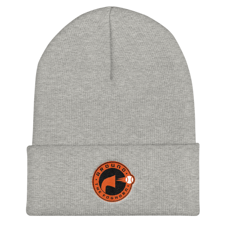 Around the Foghorn Cuffed Beanie