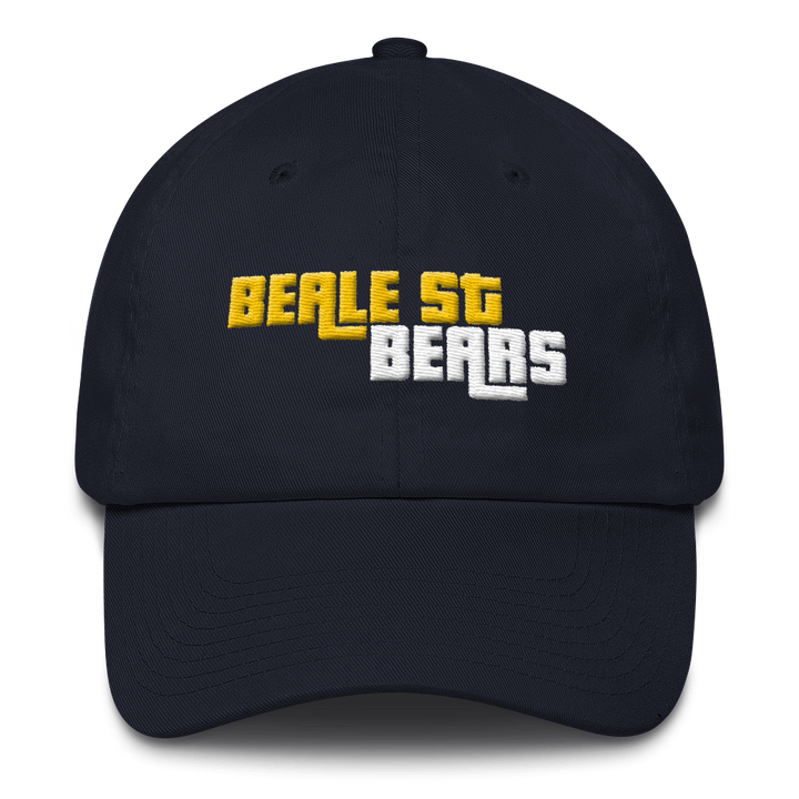 Beale Street Bears Cotton Cap