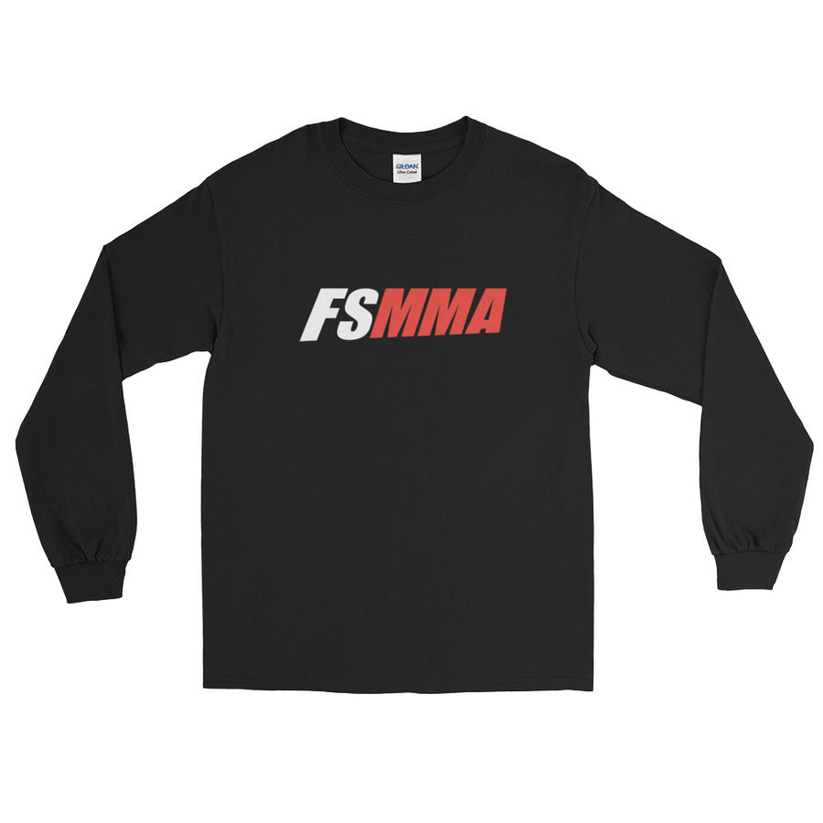 FanSided MMA Long Sleeve T-Shirt