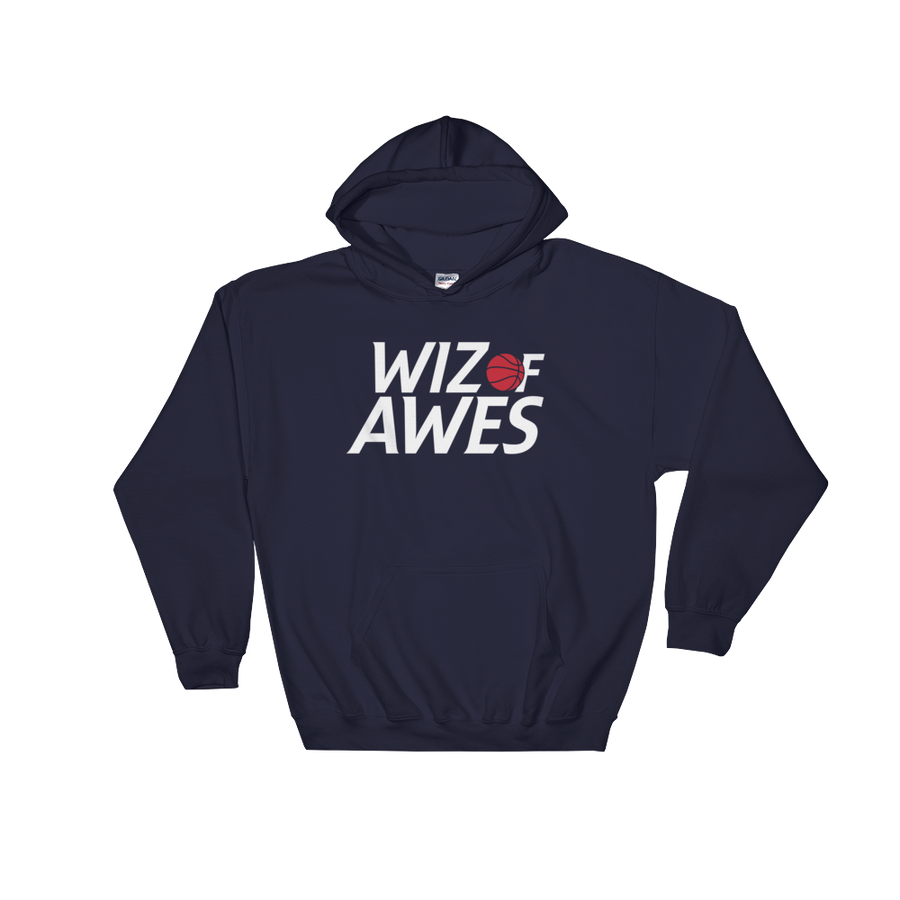 Wiz of Awes Hooded Sweatshirt