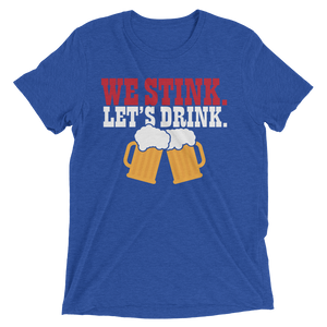 Let's Drink Short Sleeve T-Shirt