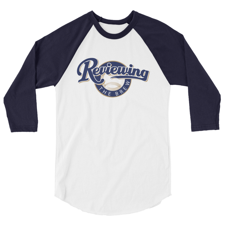 Reviewing The Brew 3/4 sleeve raglan shirt
