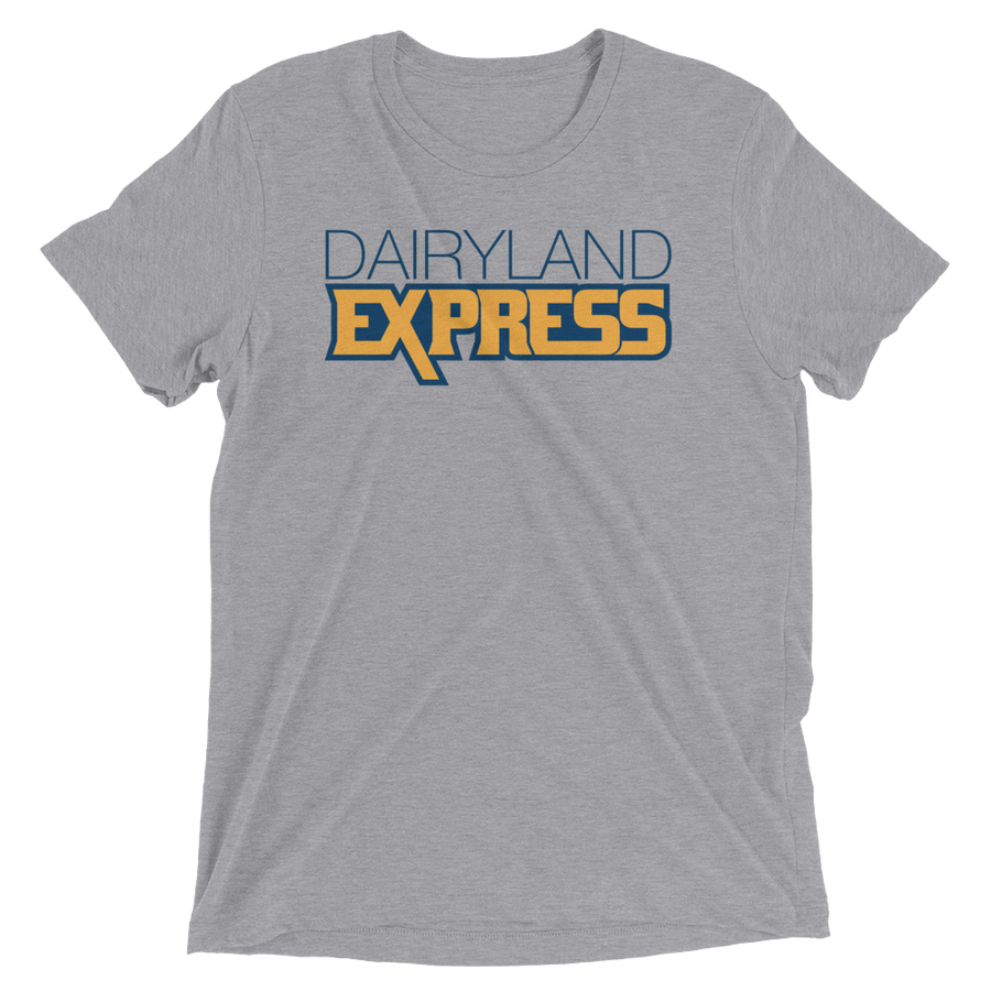 Dairyland Express Short Sleeve T-Shirt