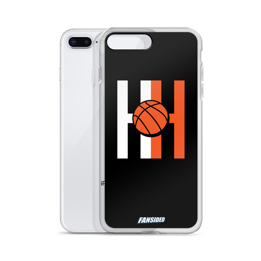 Hoops Habit iPhone Case