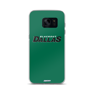 Blackout Dallas Samsung Case