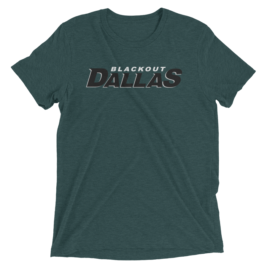 Blackout Dallas Short Sleeve T-Shirt