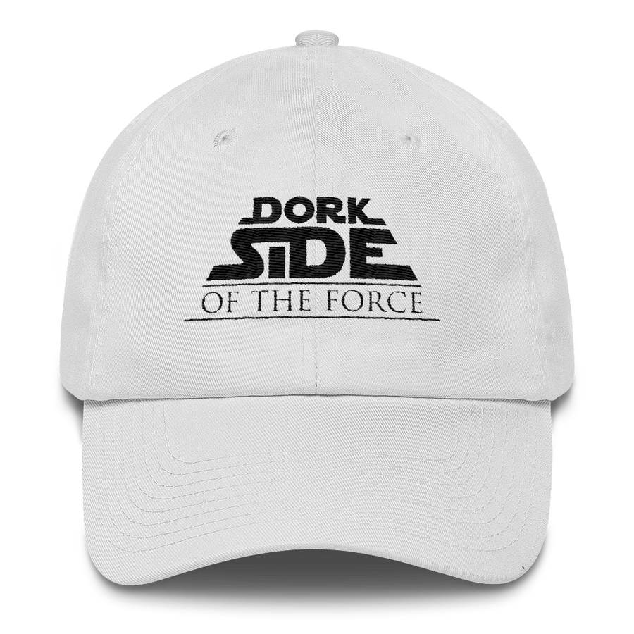 Dork Side of the Force Cotton Cap