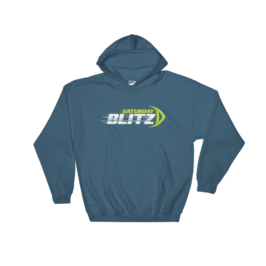Saturday Blitz Hooded Sweatshirt