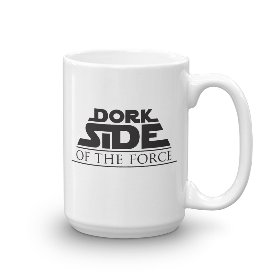 Dork Side of the Force Mug