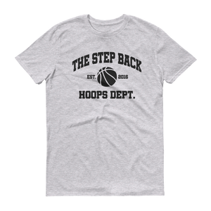 Men's The Step Back Hoops Dept. Short-Sleeve T-Shirt