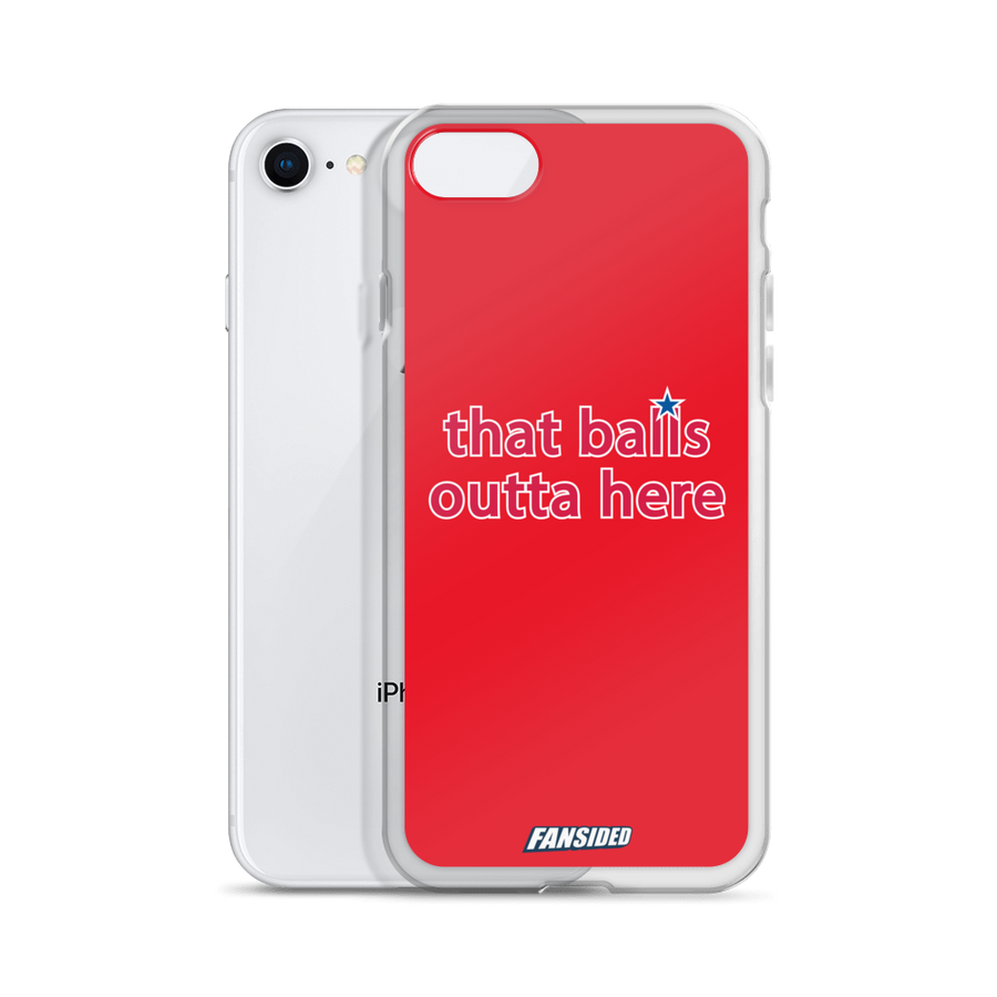 Philadelphia Baseball iPhone Case