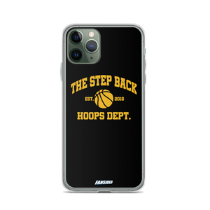 The Step Back iPhone Case