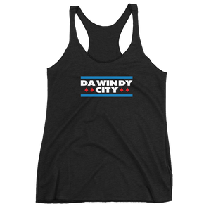 Da Windy City Women's Racerback Tank