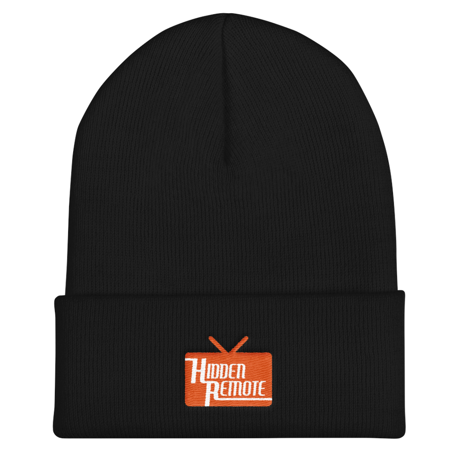 Hidden Remote Cuffed Beanie
