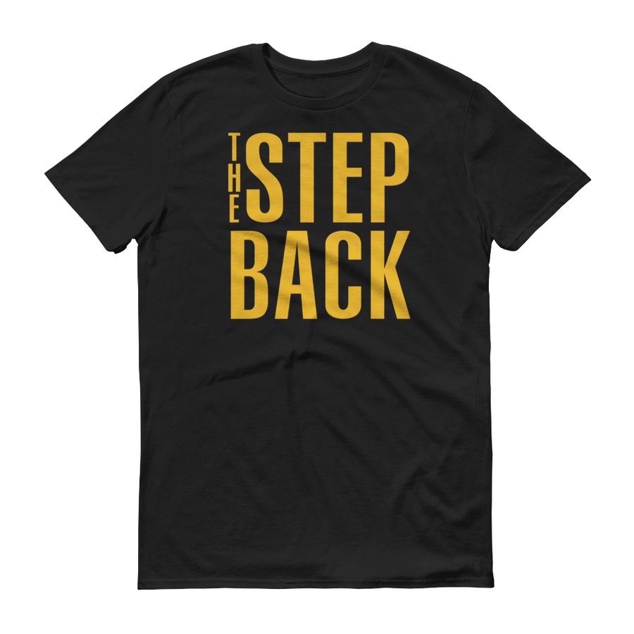 Men's The Step Back Short-Sleeve T-Shirt