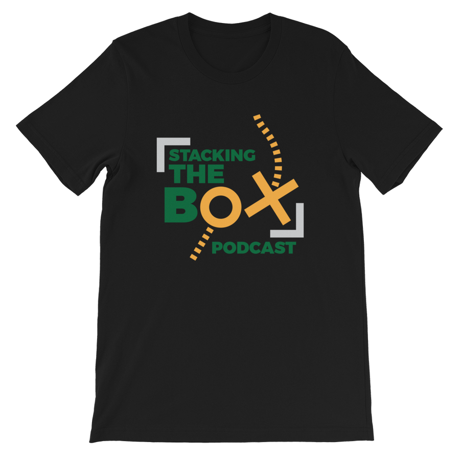 Stacking the Box Short-Sleeve Unisex T-Shirt