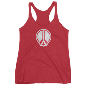 Women's Winnipeg Hockey Racerback Tank