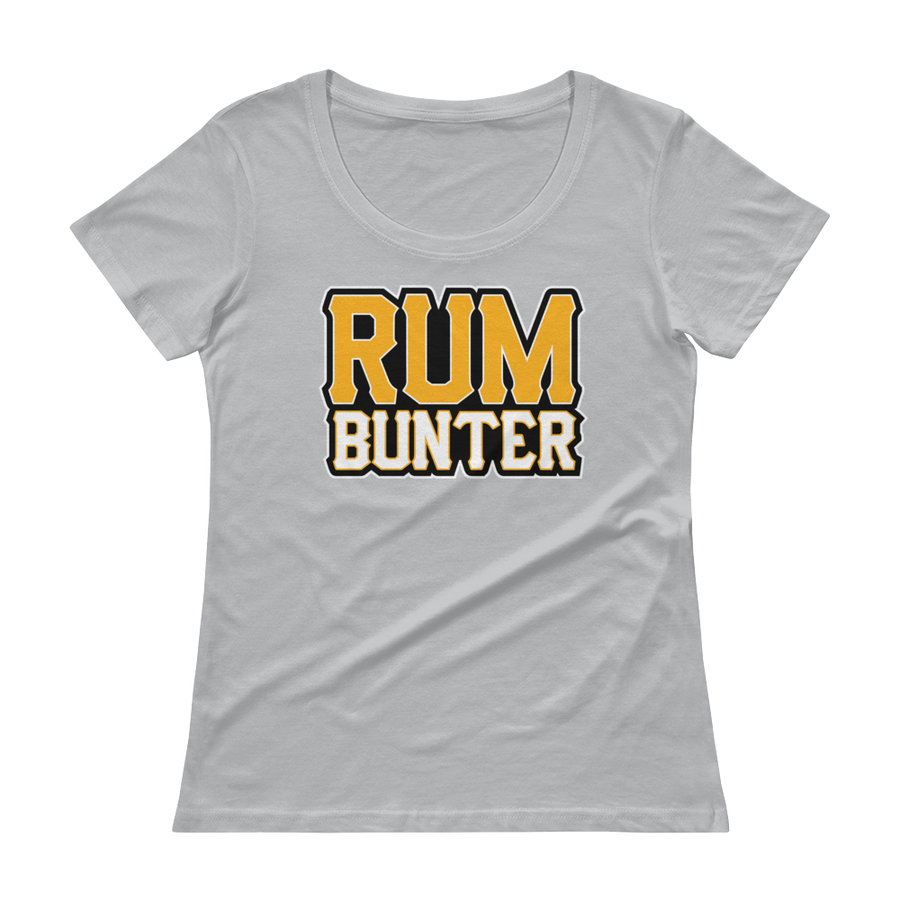 Women's Rum Bunter Scoopneck T-Shirt
