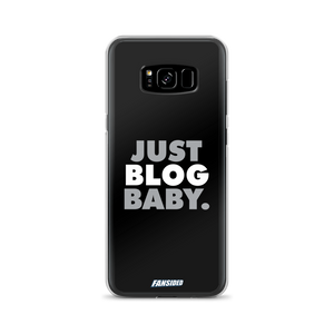 Just Blog Baby Samsung Case