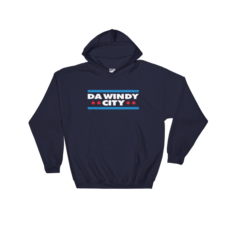 Da Windy City Hooded Sweatshirt