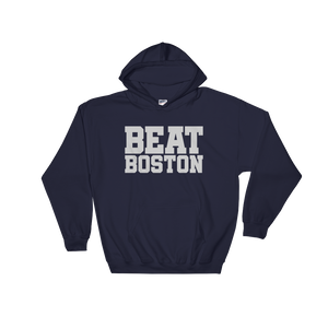 Beat Boston Hooded Sweatshirt