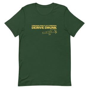 Derive Short-Sleeve Unisex T-Shirt