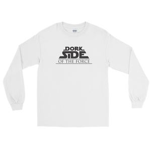 Dork Side of the Force Long Sleeve T-Shirt