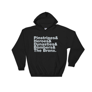 New York Baseball Traditions Hooded Sweatshirt