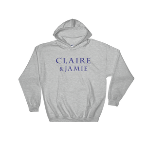 Claire & Jamie Hooded Sweatshirt