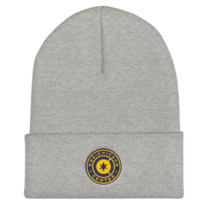 One Chicago Center Cuffed Beanie