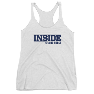 Inside the Loud House Women's Racerback Tank