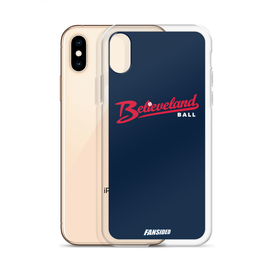 Believeland Ball iPhone Case